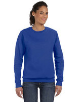Anvil Ladies' Crewneck Fleece