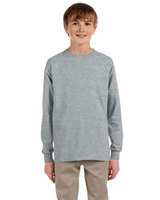 Jerzees Dri-POWER® ACTIVE Youth 5.6 oz., 50/50 Long-Sleeve T-Shirt