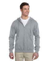 Jerzees 8 oz., 50/50 NuBlend® Fleece Full-Zip Hood