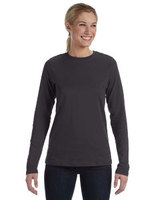 Bella + Canvas Missy's Jersey Long-Sleeve T-Shirt