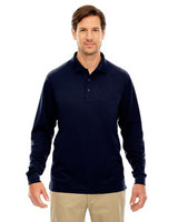 Ash City - Core 365 Men's Tall Pinnacle Performance Long-Sleeve Piqué Polo