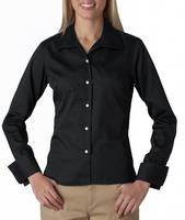 UltraClub Ladies' Whisper Elite Twill